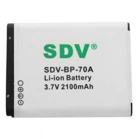 Baterai Kamera SDV BP-70A