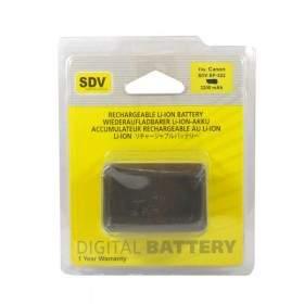 Baterai Kamera SDV BP-522