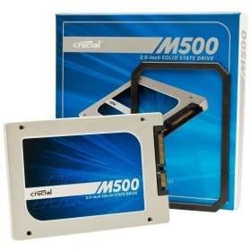 Harddisk Internal Komputer Crucial M500 240GB