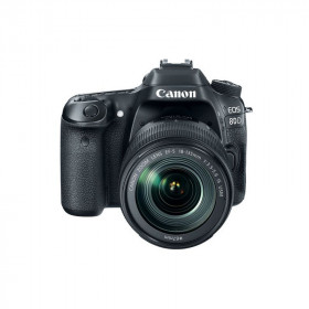 DSLR Canon EOS 80D Kit EF-S 18-135mm