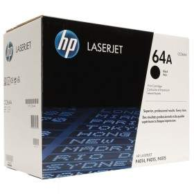 Toner Printer Laser HP 64A-CC364A