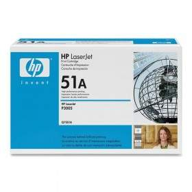 Toner Printer Laser HP 51A-Q7551A