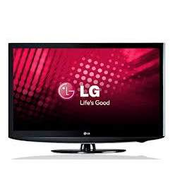 TV LG 37 in. 37LH20R