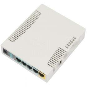 Router WiFi Wireless MikroTik RB951Ui-2HND