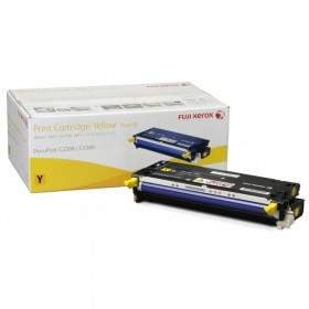 Toner Printer Laser Fuji Xerox CT350673 Yellow