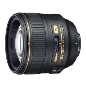 Lensa Kamera Nikon AF-S Nikkor 85mm f / 1.4G
