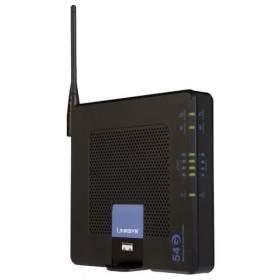 Router WiFi Wireless Linksys WRH54G