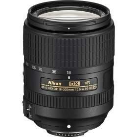 Nikon AF-S 18-300 F/3.5-6.3G ED DX VR