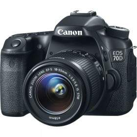 DSLR Canon EOS 70D Kit 50mm WiFi