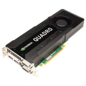 GPU / VGA Card Leadtek Nvidia Quadro K5000