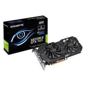 GPU Graphic card Gigabyte GeForce GTX960 GV-N960WF2OC