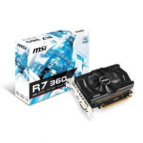 GPU / VGA Card MSI R7 360 2GD5 OC
