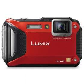 Kamera Digital Pocket Panasonic Lumix DMC-FT6