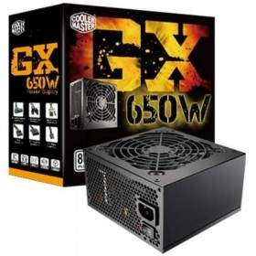Power Supply Komputer Cooler Master GX Series (RS-650-ACAA-D3)-650W