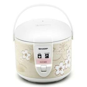Rice Cooker & Magic Jar Sharp KS-R18MS