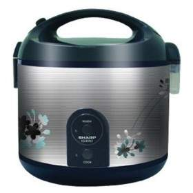 Rice Cooker & Magic Jar Sharp KS-R19ST