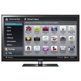 TV Samsung 40 in. UA40D5500