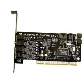 Sound Card Musiland M-Sword 5.1 VX