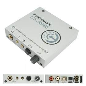 Sound Card Audiotrak Prodigy Cube
