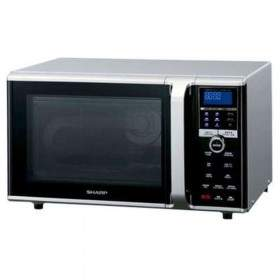 Oven & Microwave Sharp R-899R-IN