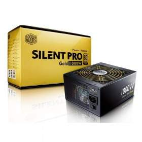 Power Supply Komputer Cooler Master Silent Pro Gold (RS-A00-80GA-D3)-1000W