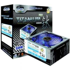 Power Supply iCute Titanium Series (AP-550A)-550W