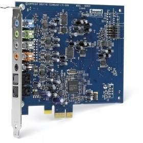 Sound Card Creative X-Fi Xtreme Audio PCIE