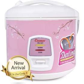 Rice Cooker & Magic Jar Cosmos CRJ-327