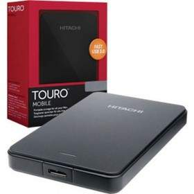 Harddisk HDD Eksternal Hitachi Touro 500GB