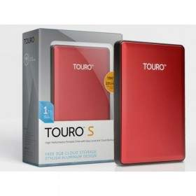 Harddisk HDD Eksternal Hitachi Touro S 1 TB