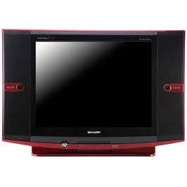 TV Sharp Alexander Slim II 21 in. 21DXS200MK2