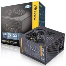 Power Supply Antec VP600P- 600W