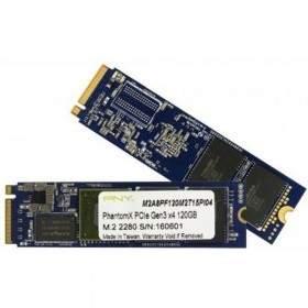 Harddisk Internal Komputer PNY PhantomX M.2 PCIe 120GB