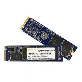 Hard Drive Internal PNY PhantomX M.2 PCIe 480GB