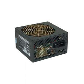 Power Supply Komputer Enlight Black Silver 500W