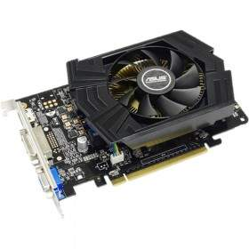 GPU / VGA Card Asus GeForce GTX 750 1GB DDR5 128 Bit