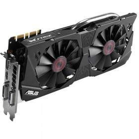 GPU / VGA Card Asus Geforce GTX 970 DirectCU II OC 4GB DDR5 STRIX