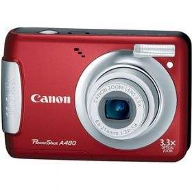 Kamera Digital Pocket Canon PowerShot A480