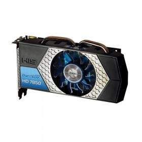 GPU / VGA Card HIS HD 7850 IceQ X 1GB GDDR5