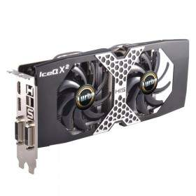 GPU / VGA Card HIS R9 380X 4GB IceQ X