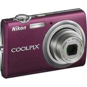 Kamera Digital Pocket Nikon COOLPIX S220