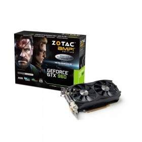 GPU / VGA Card Zotac GTX 960 2GB DDR5