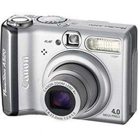 Kamera Digital Pocket Canon PowerShot A520