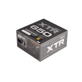 Power Supply Komputer XFX XTR P1-650B-BEFX 650W
