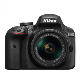 DSLR Nikon D3400 Kit 18-55mm