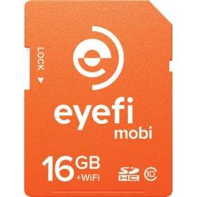 Eye-Fi Mobi Wireless SDHC Card 16GB