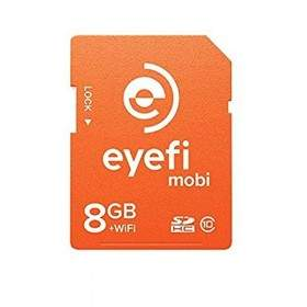 Eye-Fi Mobi Wireless SDHC Card 8GB