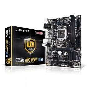 Motherboard Gigabyte GA-B150M-HD3 DDR3