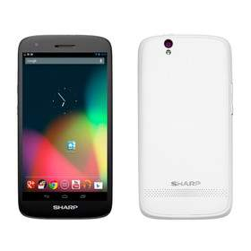 HP Sharp AQUOS Phone SH930W