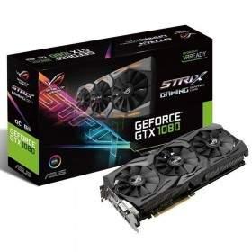 GPU / VGA Card Asus ROG STRIX-GTX 1080-A8G